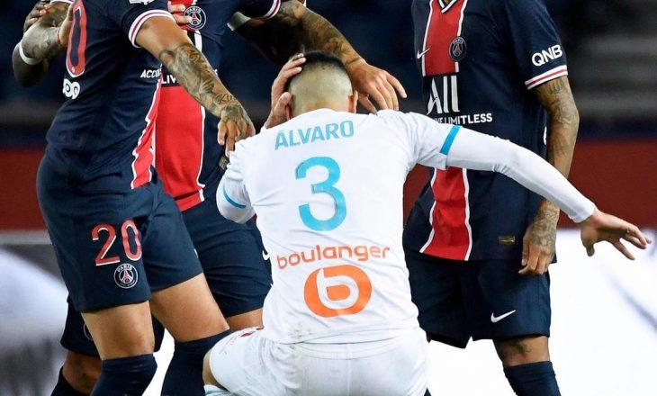 Neymar thotë se e goditi Alvaron pasi e ofendoi në baza racore