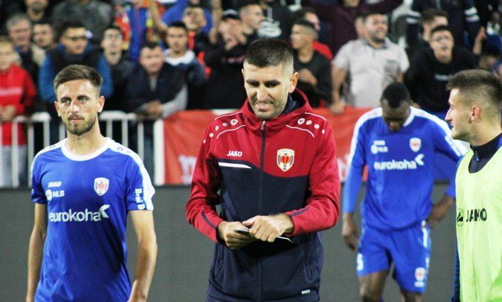 Armend Dallku tregon mospajtimet me klubin e Prishtinës