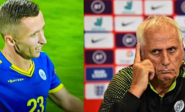 Çfarë thotë Challandes e çfarë Berisha për festimin e golit ndaj Greqisë
