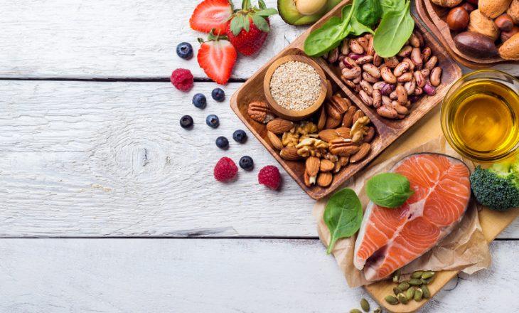 Ushqimet më të mira për personat me presion të lartë të gjakut