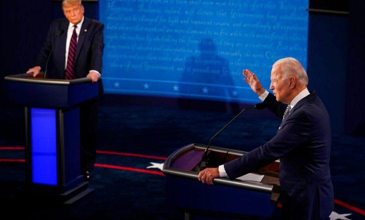 Joe Biden fitoi debatin e parë presidencial, kështu thotë sondazhi