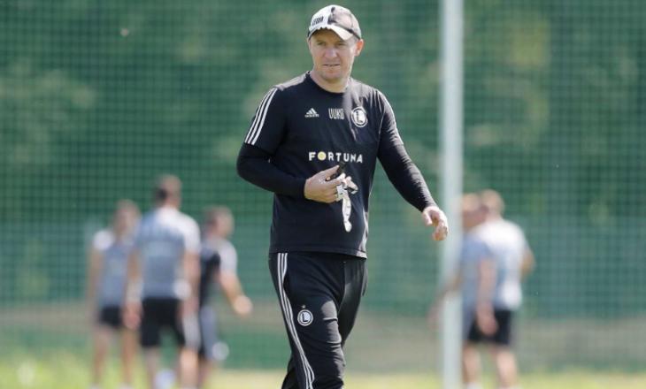 Legia shkarkon trajnerin – Drita përcjellë situatën