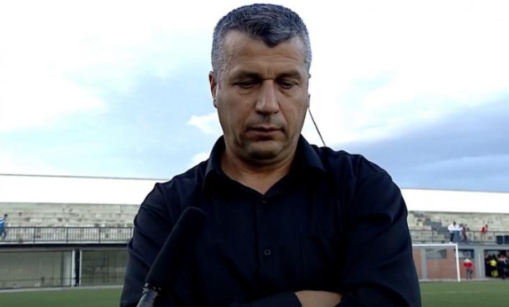 Tahir Batatina: Mund të fitonim – u dëmtuam nga gjyqtari