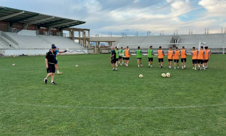 Kosova U-21 sonte luan me Anglinë U-21