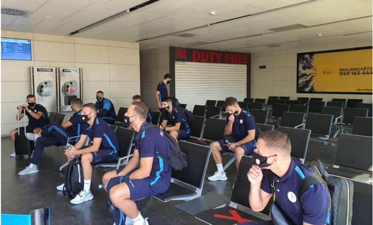 Asnjë lojtarë i Kosovës nuk është i infektuar – nisen për në Itali