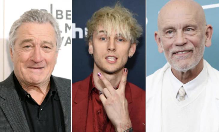 """John Malkovich dhe Robert De Niro do të paraqiten në filmin e ri """"Wash Me in the River"""""""
