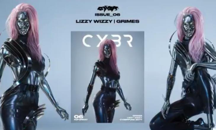 Këngëtarja Grimes do të paraqitet në një video lojë si karakter fiktiv