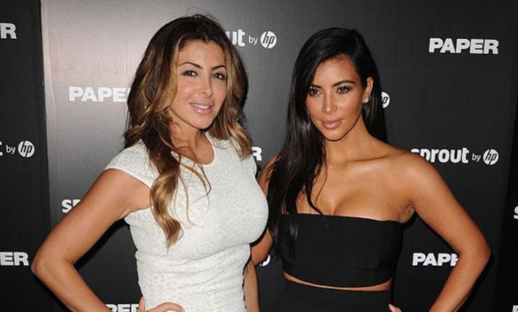 Kim Kardashian është e tmerruar që ish-shoqja e saj do të nxjerrë sekretet e errëta të familjes