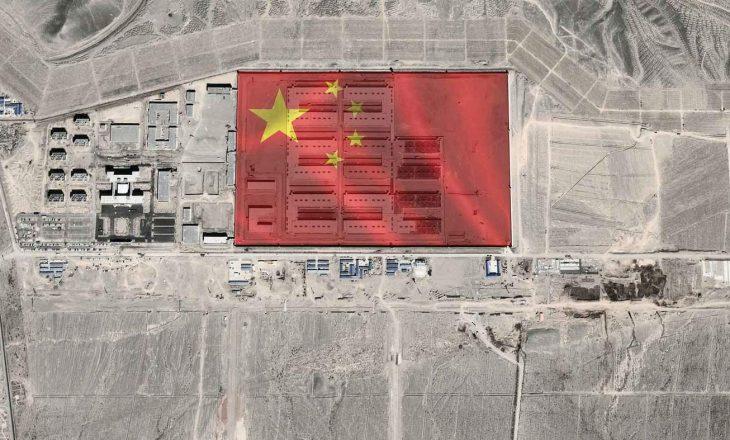 Kina ka ndërtuar 400 kampe për paraburgim të myslimanëve