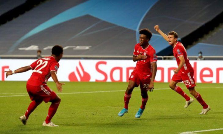 Sane e Gnabry shihen si titullar të paprekshëm, Coman mendon largimin nga Bayerni
