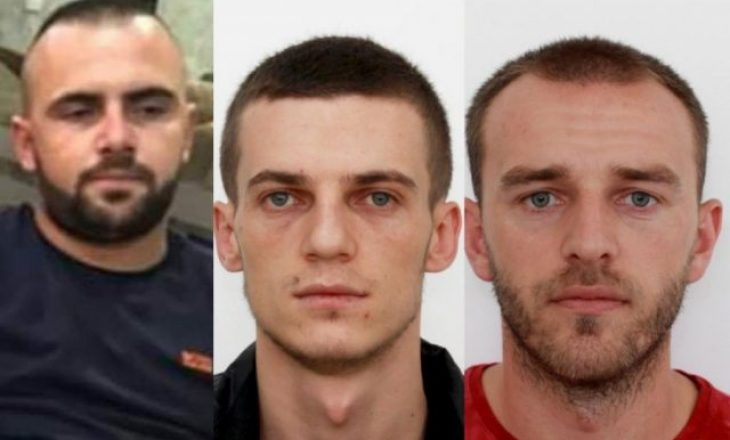 Policia jep detaje për arrestimin e Kastriot Shalës dhe Leutrim Latifi – të dyshuar për grabitje të armatosura