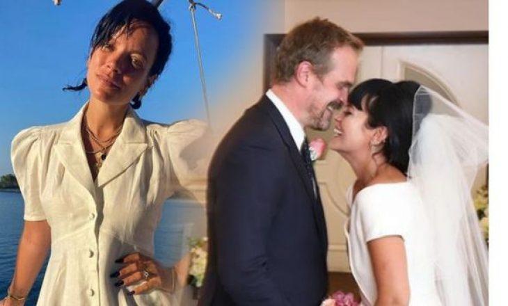 Çifti i famshëm befasojnë fansat me një martesë të papritur