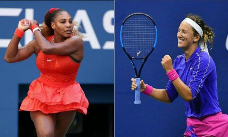 Eliminohet Serena Williams – Azarenka në finale të US Open