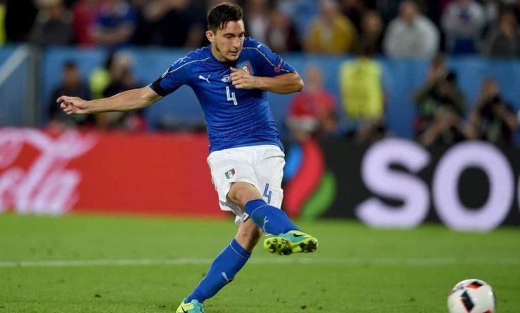 Inter largon Ranocchia, afron Darmian nga Parma