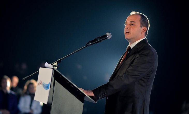 """Mytaher Haskuka synon edhe një mandat – """"PDK-ja tashmë është histori e hidhur e Prizrenit"""""""