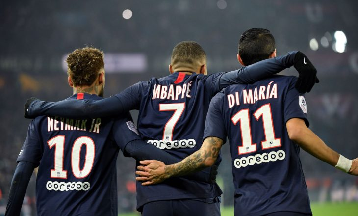 Tre lojtarë të PSG dalin pozitv me Covid 19 – rrezikohet kampionati