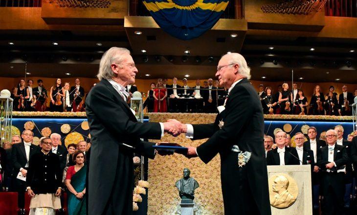 """Anulohet ceremonia e ndarjes se çmimeve """"Nobel"""""""