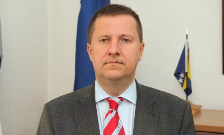 Shefi i BE-së në Kosovë: Asociacioni temë e hapur – duhet të flitet për të në Bruksel