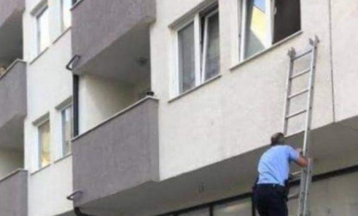 Policia e Kosovës shpëton fëmijën 4 vjeçar