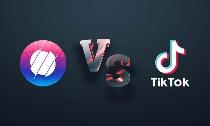 Një tjetër aplikacion po i bën konkurrencë TikTok-ut