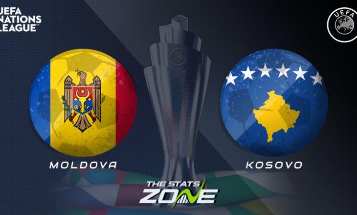 Mbyllet me barazim ndeshja Moldavi – Kosovë