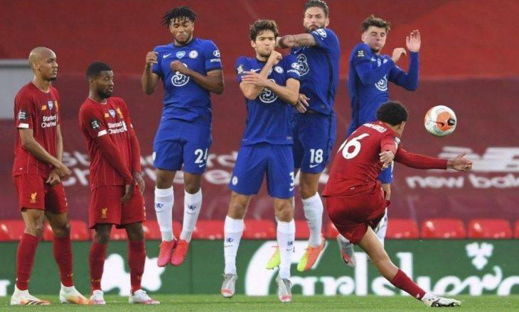 Liverpool e mposhtë Chelsean në Stamfod Bridge