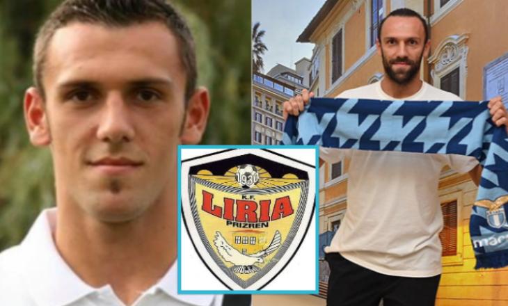 Klubi i futbollit , Liria nga Prizreni i shkruan letër Lazios