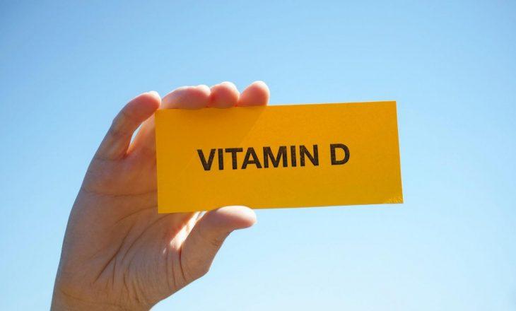 Nivelet adekuate të vitaminës D ulin rrezikun e vdekjes nga Covid-19, zbulon studimi