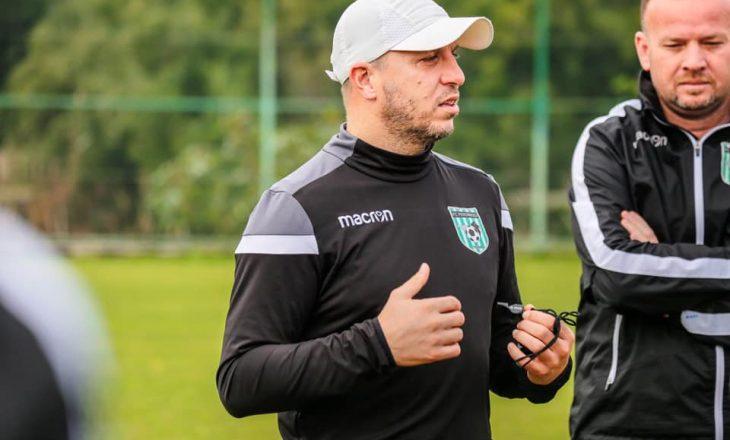 FC Prishtina po e shkarkon Armend Dallku-n për Zekirija Ramadani-n