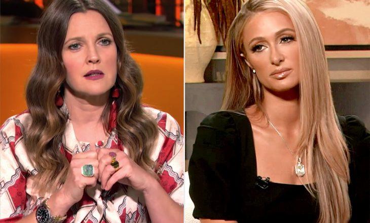 Izolim për sjellje të keqe – Paris Hilton dhe Drew Barrymore ndajnë eksperiencat e tyre