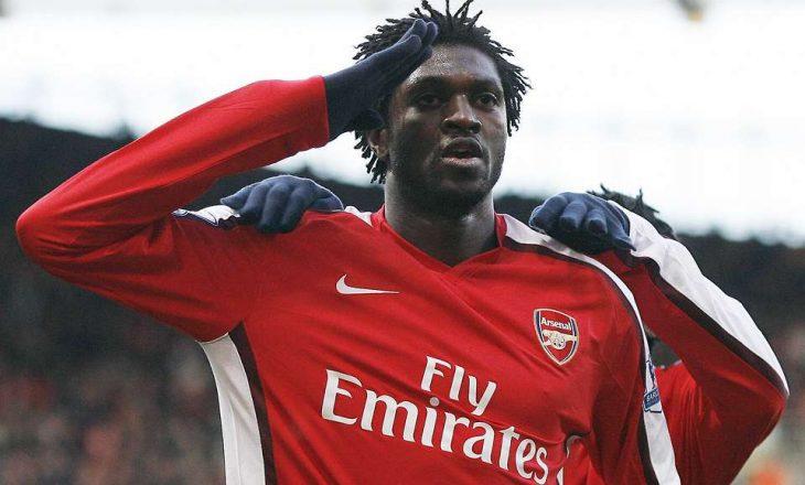 Ky mund të jetë ekipi i ardhshëm i Emmanuel Adebayor