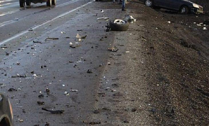 Aksitent trafiku: Vdes shoferi në Shalë të Lipjanit
