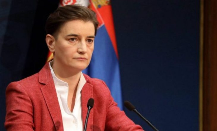Brnabiq-it s'i kujtohet kur kishte Serbia marrëdhënie më të afërta se tani me SHBA-në