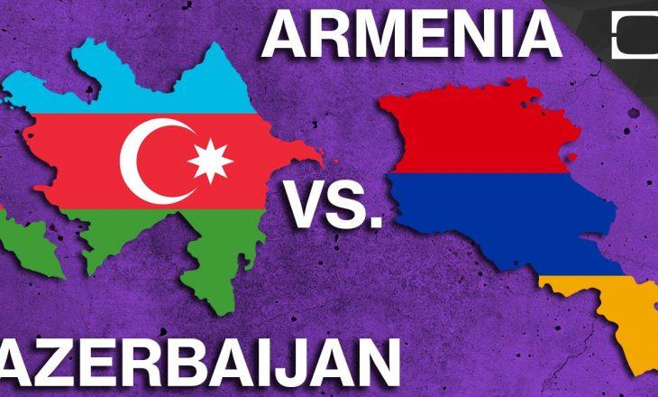 Konflikti Armeni – Axerbajxhan, mbeten 16 persona të vrarë