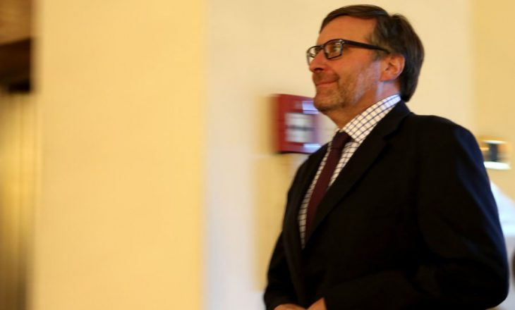 Palmeri kërkon të mos bëhen krahasime mes Kosovës dhe Republikës Serbe të Bosnjës