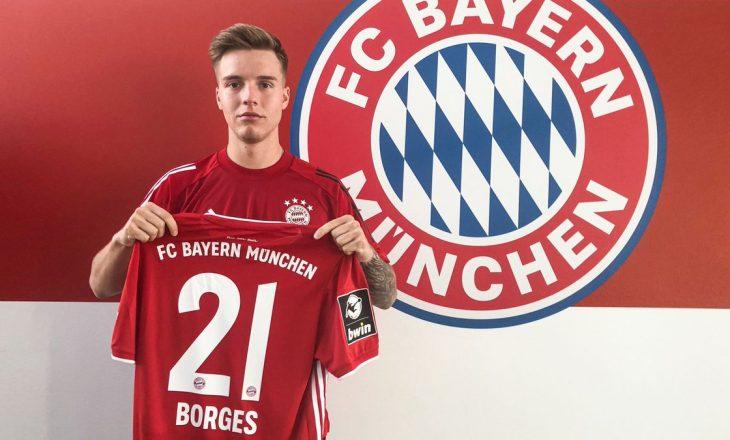 Bayern Munchen transferon talentin nga Milan