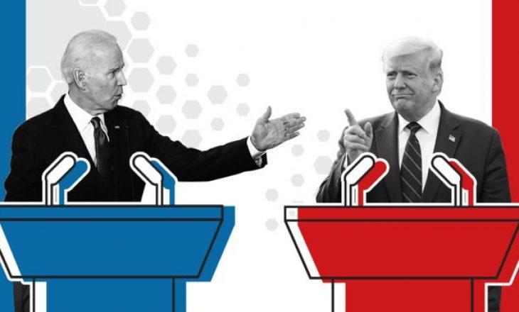 Zgjedhjet në SHBA: Fillojnë debatet Trump vs Biden