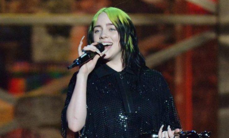 Billie Eilish premton muzikë të re muajin e ardhshëm