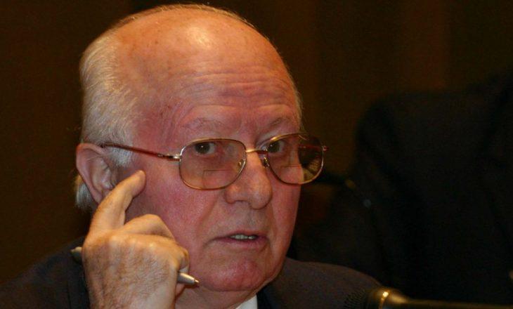 Kadri Veseli ngushëllon për vdekjen e ish-ministrit të Mbrotjes së Shqipërisë, Sabri Brokaj
