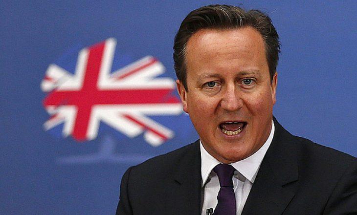 Ish-kryeministri britanik, Cameron kundër planit për ta kapërcyer marrëveshjen e Brexit