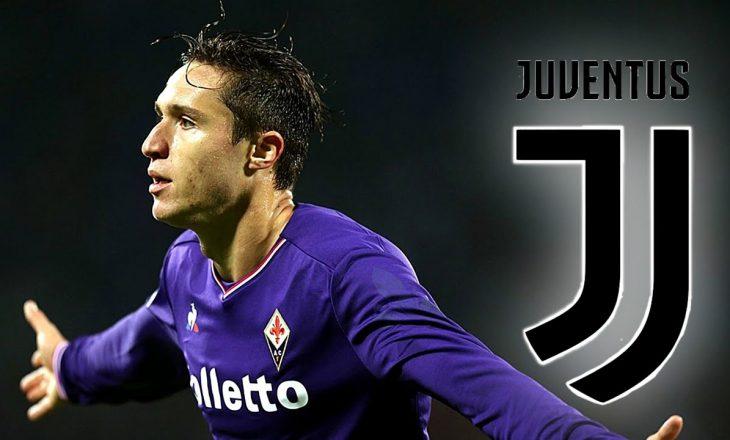 Juventus kërkon Chiesan e Fiorentinës