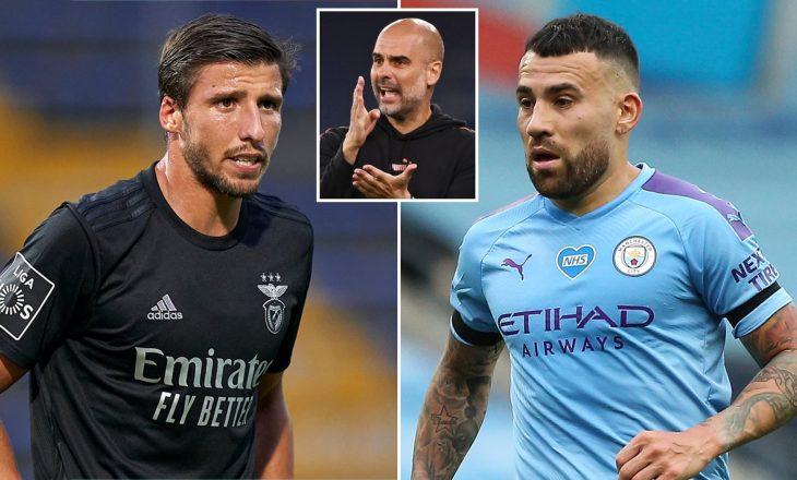 Manchester City transferon Ruben Dias nga Benfica