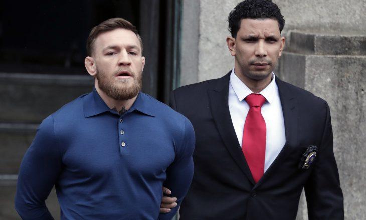 Arrestohet Conor McGregor – Akuzohet për sulm seksual