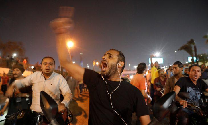 Egjipt, vazhdojnë protestat kundër al – Sisit