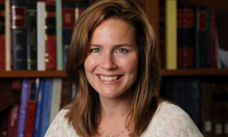 Amy Coney Barrett pritet të nominohet nga Trump për Gjykatën Supreme