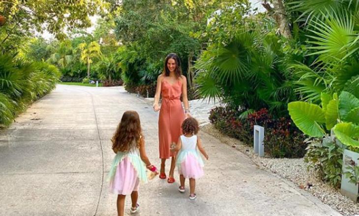 Nga jeta e fshatit në jetën luksoze të Beverly Hills – Emina Çunmulaj nuk harron rrënjët e saj