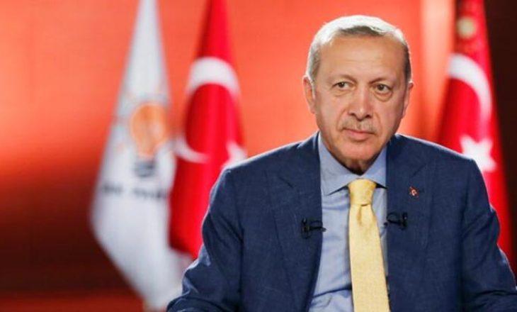 Turqia tërheq anijen kërkimore nga brigjet e Egjeut