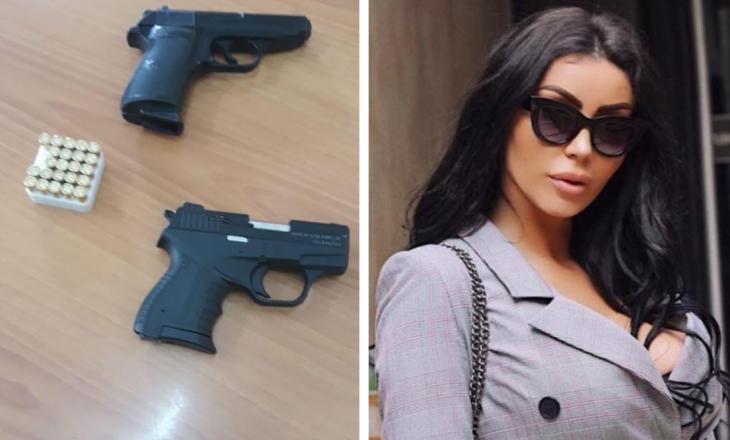 34-vjeçarja arrestohet në kufi të Shqipërisë për trafikim të armëve – dyshohet se është këngëtarja e njohur kosovare