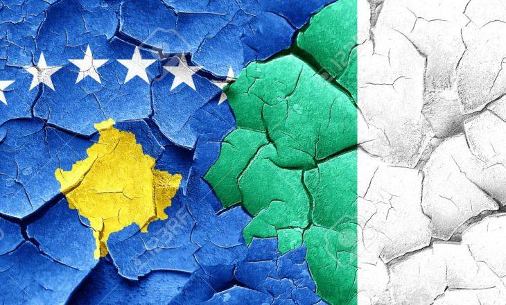 Irlanda përkrahë njohjen reciproke Kosovë-Serbi me kufijtë ekzistues