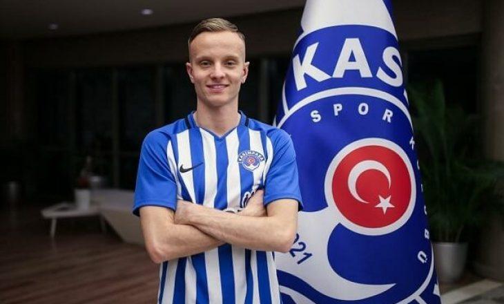 Hadërgjonaj zyrtarizohet te skuadra turke Kasimpasa